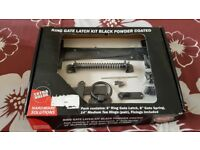 BRAND NEW COMPLETE GATE HINGES SET AND ACCESSORIES FOR SAL