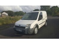 2006 FORD TRANSIT CONNECT T220 L WHITE SIDE LOADING DOOR GOOD CONDTION DRIVES EXCELLENT BARGAIN