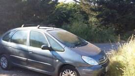 ++++DIESEL 2009 PLATE CITROEN XSARA PICASSO+++LOW MILEAGE STARTS AND DRIVES++++