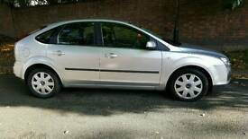 2007 FORD FOCUS 1.6..MOT..SERVICE HISTORY..1 PREV OWNER..HPI CLEAR..NO FAULTS