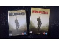 The Walking Dead: The Complete Fifth Season (5 Disc Set) DVD NEW Sealed Slip case Free Delivery.