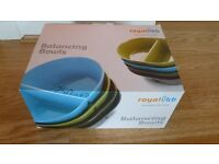 Royal vkb balancing bowls set