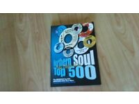 northern soul the definitive top 500 - kev roberts 2012 repress