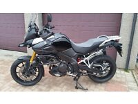 V STROM 1000 ADVENTURE. . . . AS NEW. . . .QUICK SALE