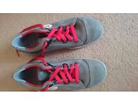 Safety shoes, cap, Elten, Vintage Low, sporty, ESD, S3, Bred, L10