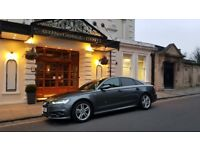 Heathrow to anywhere chauffeur service - long distance specialists