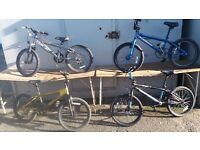 bmx bikes, used for sale  Manchester