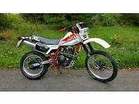 Honda xl600r xl 600 xl600 may swap rc36 vfr750 or bandit 1200