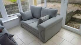 Brand New 2 Seater Modern Sofa (