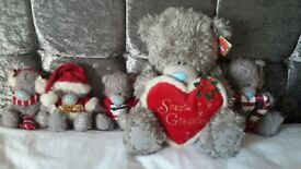 BRAND NEW WITH TAGS Tatty teddy me to you bears 5 choices special girlfriend santa christmas jumper