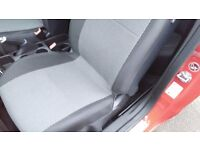 FORD FIESTA HIGH QUALITY CAR SEAT COVERS TO FIT NEW SHAPE FIESTA.