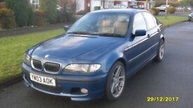 BMW 3 Series 2.2 320i Sport 4dr