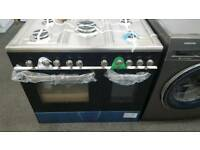 New graded Kenwood 90cm dual fuel range cooker with 12 months guarantee