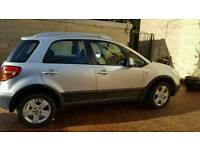 fiat sedici 4x4 diesel only 86000 miles new service
