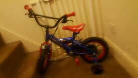 12.5 inch kids bike