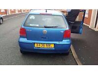 Volkswagen Polo 2000 1.4 **quick sale**