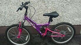 "Apollo 16"" girl's bicycle"