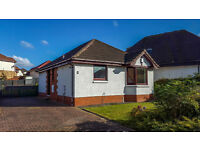 Immaculately presented detached bungalow with 2 bedrooms, study, large garden and conservatory