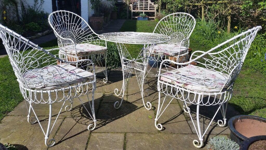Refurbish Wrought Iron Patio Furniture Furniture Designs