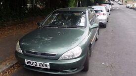 2002 Kia Rio 1.5, Spares or Repair (MOT failure)