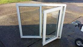 Windows x 2 - Used - Glazed with sills - £35 each