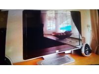 HP Wide-screen Monitor. Collect today cheap