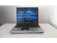 Acer Travelmate 5510 15'' Athlon 64 X2 TL-56 1800mhz 1024MB Ram 120GB hdd Windows 7 / XP