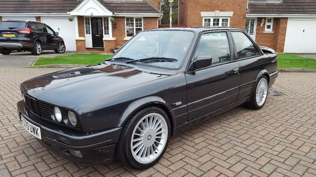 1989 Genune E30 Bmw 325i Sport Manual Mtech 2 Stunning With Rare Specification In Leicester