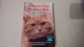 A street cat named bob book