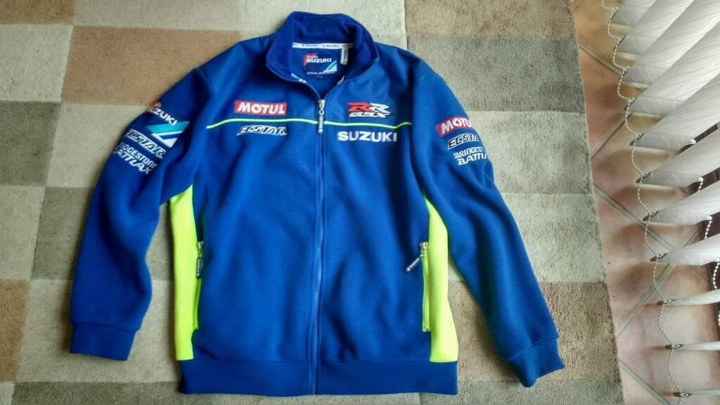 Official suzuki motogp team fleece. Small
