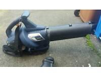 Gmc petrol leaf blower and vacume