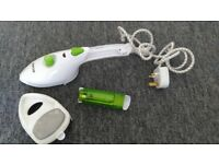 Useful Handheld travel steam iron - must go fast for £5