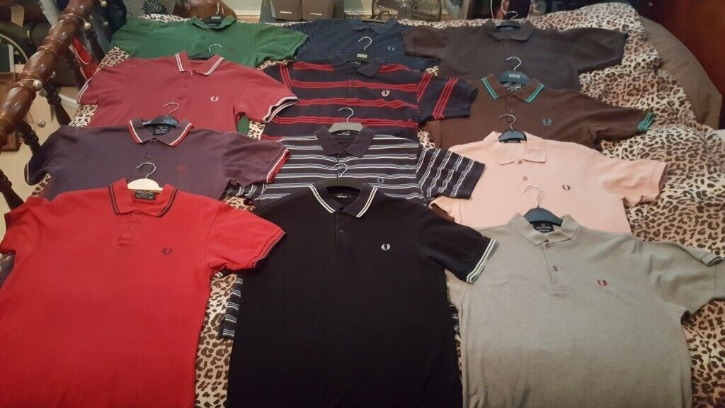 f6f24db88 Vintage Fred Perry Polo Shirts | in Stretford, Manchester | Gumtree