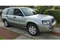 Subaru forester. AUTOMATIC. 65000 miles. full history..