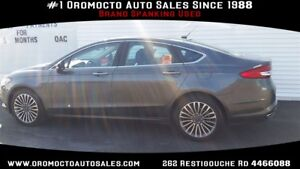 2017 Ford Fusion, ALL Wheel Drive ALL WHEEL DRIVE,HEATED LEATHER