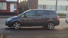 BARGIN 1.8 VAUXHALL ZAFIRA SRI 2007