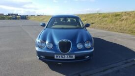 Jaguar S Type 3.0 Luxury SE