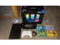 Wii U premium pack bundle *includes Zelda Breath of the Wild, Mario Kart 8 & more!!*
