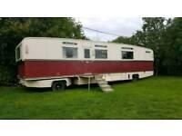 Showmans Home Trailer Caravan