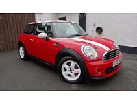 2011 BMW Mini 1.6 First *LOW INSURANCE MODEL* Perfect first car not corsa clio fait 500 ford