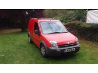 Ford Transit Connect L200 Panel Van £1600 ONO