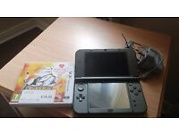 (new) Nintendo 3DS Xl with Pokemon Sun