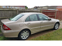 MERCEDES C180 KOMPRESOR 2004 , 1ST OWNER