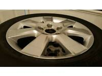 """16"""" inch seat leon alloys (set of 4) - Great condition - 205/55 - good thread - £100"""