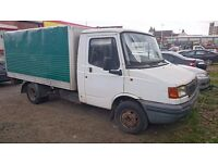 LDV CONVOY LONG WHEEL BASE 2.5 BANANA DIESEL ENGINE NO MOT