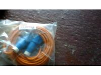 NEW 25Metre Mains Elec Cable For Camping
