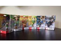 The Legend of Zelda Amiibos (Nintendo)
