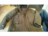 Boys winter coat age 10 Next