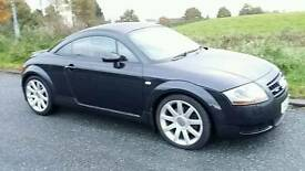 2003 (Late) AUDI TT QUATTRO 225 BHP with Stunning RED LEATHER SEATS.. great Christmas Present 🎁
