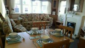 Amazing value traditional static caravan for sale in Great Yarmouth, Scratby, Norfolk